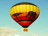 Hot air balloon in Hekpoort and Magaliesburg